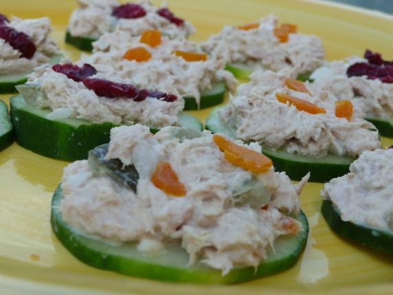 cucumbers-tuna-fruit