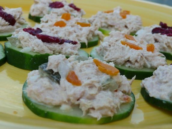 cucumbers-tuna-fruit