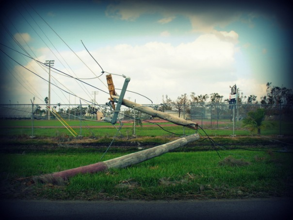 Hurricane Wilma Damage 2005