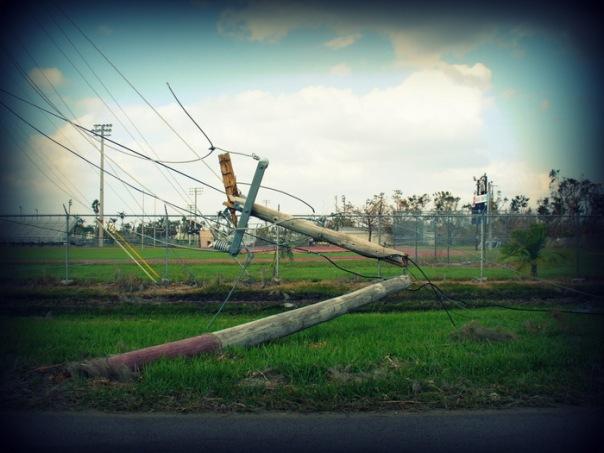 Hurricane Wilma Damage 2005