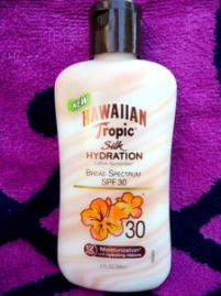 Hawaiian Tropic Silk Hydration Lotion