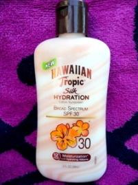 Hawaiian Tropic Silk Hydration Lotion