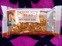 Quaker Oats Banana Nut Bread Bar