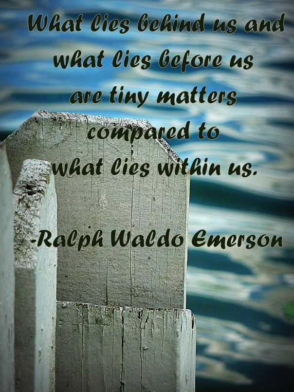 what lies within us quote